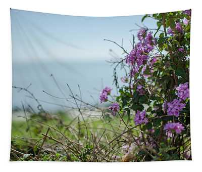 Mount Of Beatitudes Tapestry