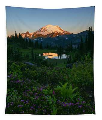 Mountain Heather Morning Tapestry