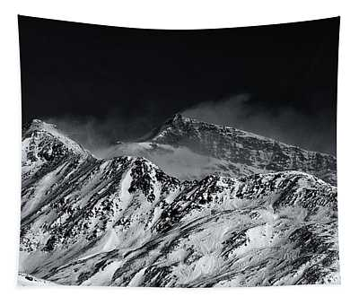 Mountainscape N. 5 Tapestry