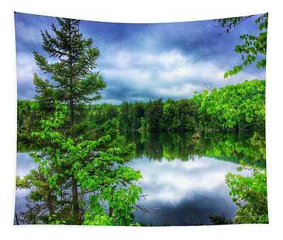 Moxie Pond Tapestry