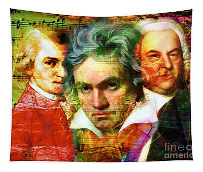 Mozart Beethoven Bach 20140128 Tapestry