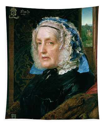 Mrs. Rose Tapestry