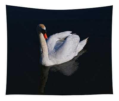 Mute Swan Tapestry