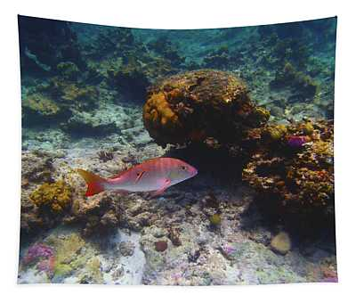 Mutton Snapper Tapestry