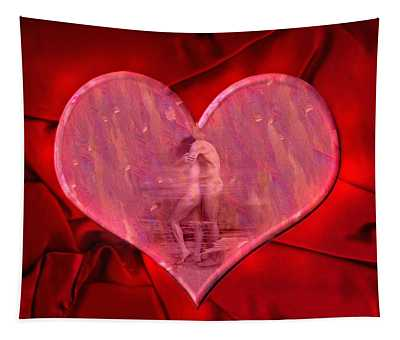 My Heart's Desire 2 Tapestry