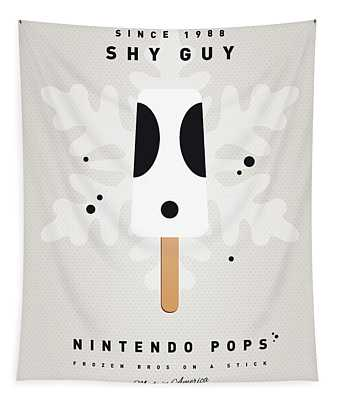 My Nintendo Ice Pop - Shy Guy Tapestry