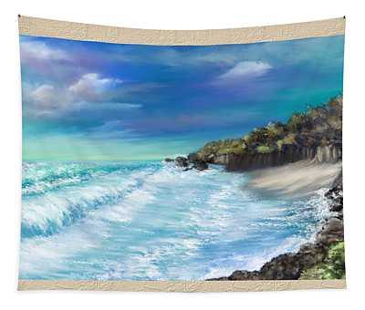 My Private Ocean Tapestry