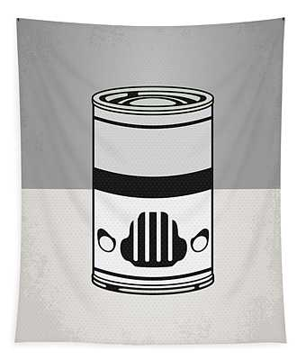 My Star Warhols Stormtrooper Minimal Can Poster Tapestry