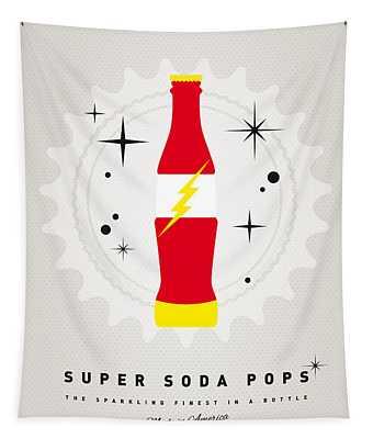 My Super Soda Pops No-18 Tapestry