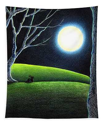 Mystery's Silence And Wonder's Patience Tapestry