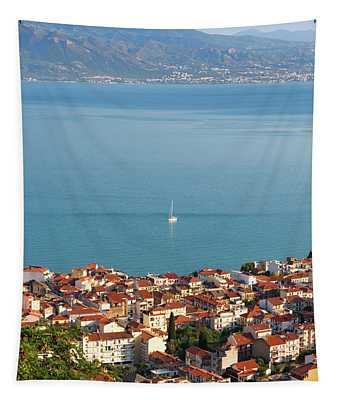 Nafpaktos, West Greece, Greece Tapestry
