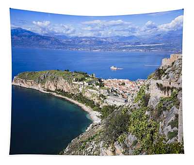 Nafplio Peninsula Tapestry