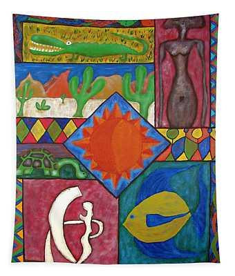 Naive #12 Tapestry