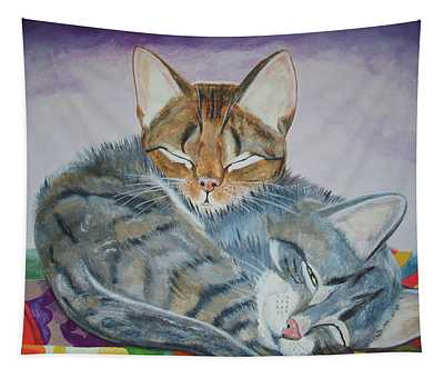 Nap Time Tapestry