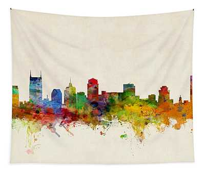 Designs Similar to Nashville Tennessee Skyline