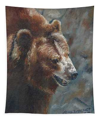 Nate - The Bear Tapestry