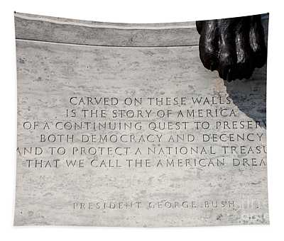National Law Enforcement Officers Memorial Tapestry