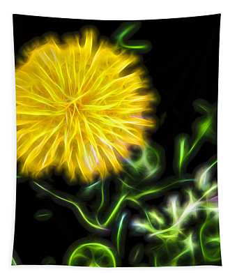 Natural Electric Beauty Tapestry