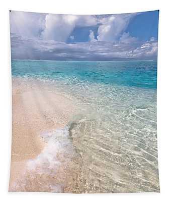 Natural Wonder. Maldives Tapestry