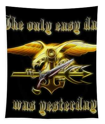 Navy Seals Tapestry