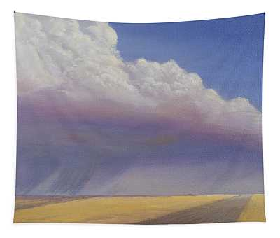 Nebraska Vista Tapestry