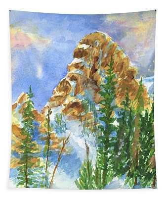 Needles Tapestry