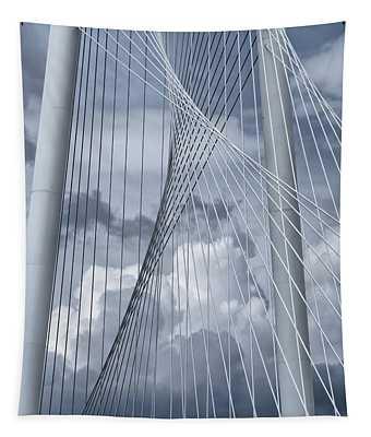 New Skyline Bridge Tapestry