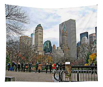 New York Series 01 Tapestry