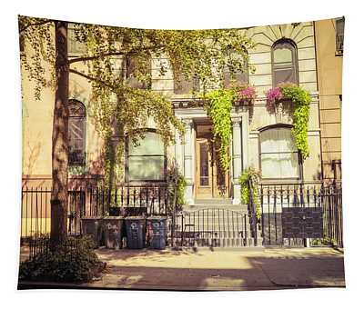 New York City - East Village - Early Autumn Tapestry