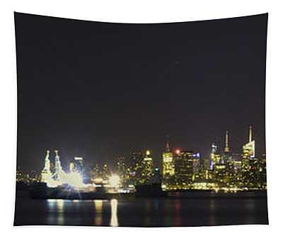 New York Harbor Tapestry