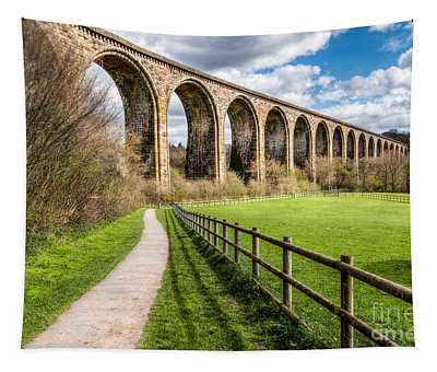 Newbridge Viaduct Tapestry