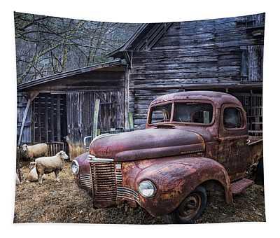 Nice Ride Tapestry