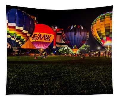 Night Glow Tapestry