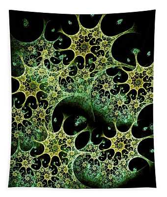 Night Lace Tapestry
