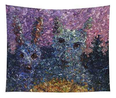 Night Offering Tapestry