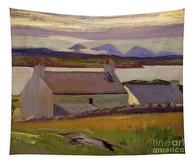 Nightfall  Iona Tapestry