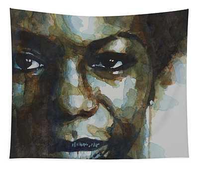 Blues Singer Tapestries