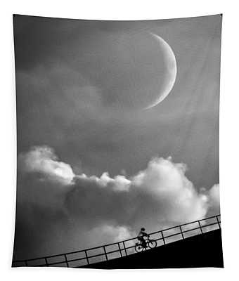 No Turning Back Tapestry