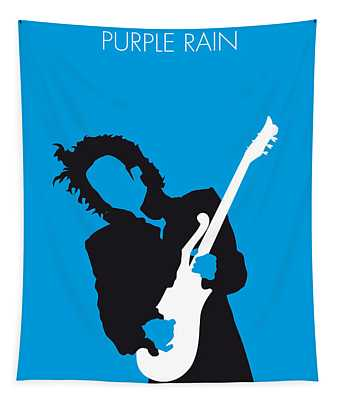 No009 My Prince Minimal Music Poster Tapestry