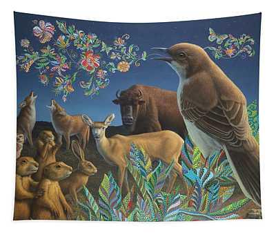 Singing Wall Tapestries