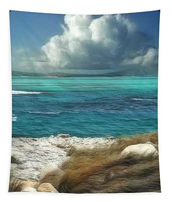 Nonsuch Bay Antigua Tapestry