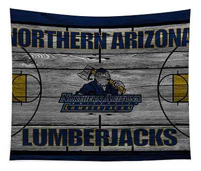 Northern Arizona Lumberjacks Tapestry