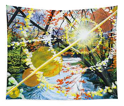 The Glorious River Tapestry