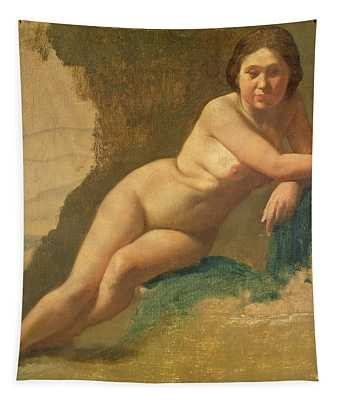 Nude Study Tapestry