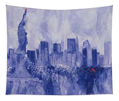 NYC Tapestry
