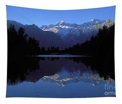 New Zealand Alps Tapestry