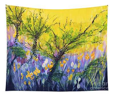 O Trees Tapestry