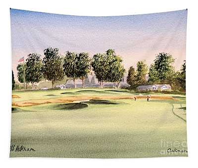 Oakmont Golf Course 14th Tapestry