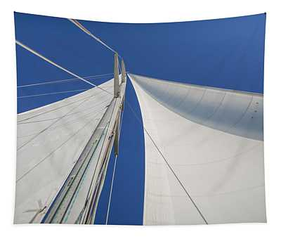Obsession Sails 1 Tapestry