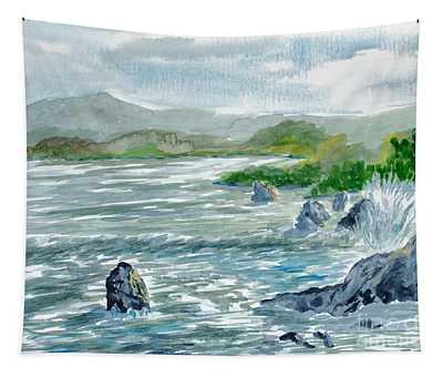 Ocean Spray Tapestry